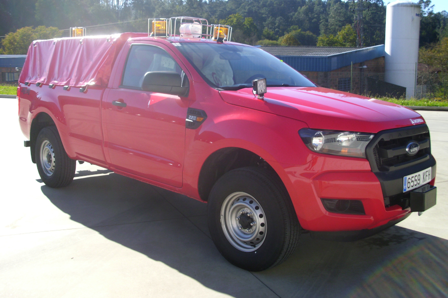 PICK-UP QUICK INTERVENTION ON TOYOTA HILUX